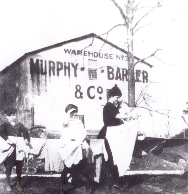 Barber Murphy : Murphy, Barber & Company Distillery, Clermont
