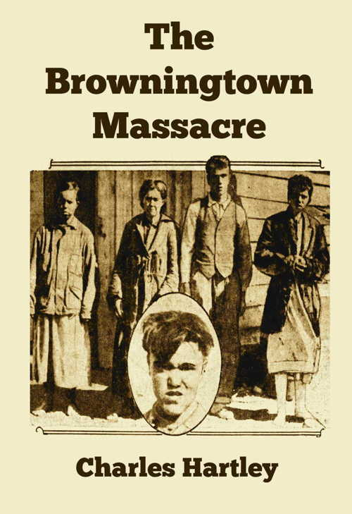Browningtown Massacre Front Cover